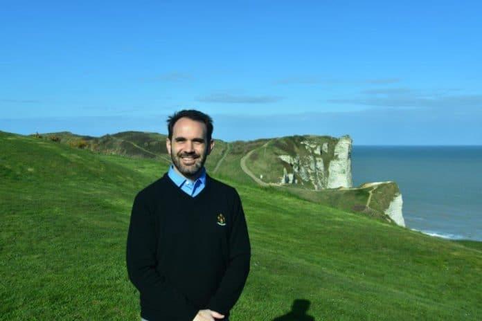 Inigo Ceballos - Directeur Golf Etretat