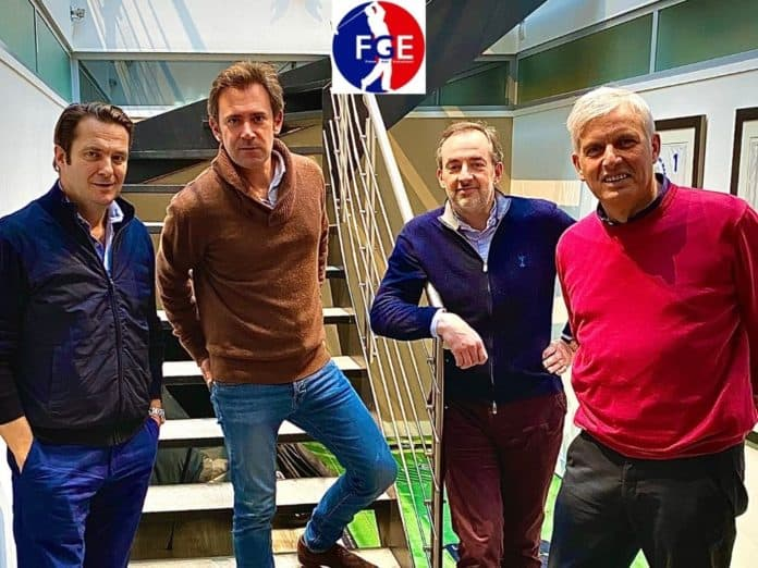 Lancement France Golf Évènements