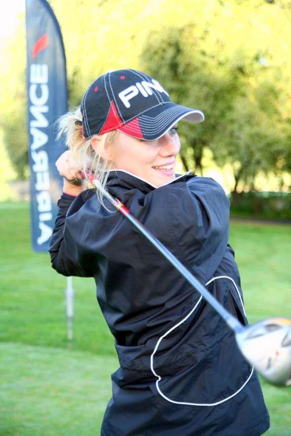 Aude Bredel - GolfHER
